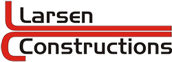 Welcome to Larsen Constructions